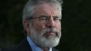 Gerry Adams will step down as Sinn Féin leader next year
