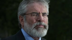 Gerry Adams will step down as Sinn Féin leader next year