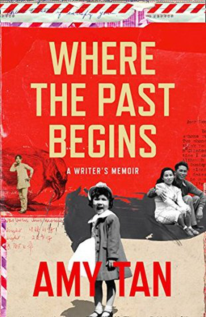 "Review:  ""Where The Past Begins"", a memoir by Amy Tan"