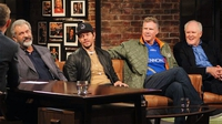 Mel Gibson, Mark Wahlberg, Will Ferrell and John Lithgow | The Late Late Show