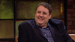 Peter Kay will be back on TV later this month