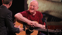Christy Moore | The Late Late Show
