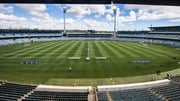 The Domain Stadium ready for the second Test