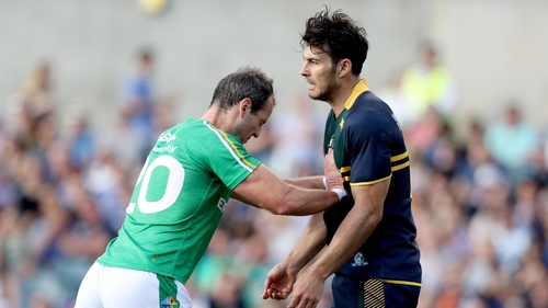 Michael Murphy and Ireland battled well in Perth but they were undone by a more consistent Australia