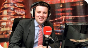 Chris Donoghue is to leave Newstalk