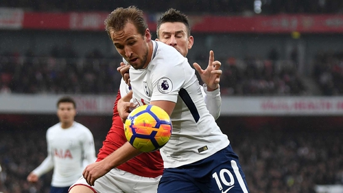 Harry Kane had a point to prove after being snubbed by Arsenal