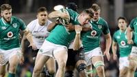 Ireland 23-20 Fiji (Highlights) | Guinness Series