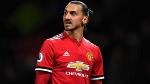 Zlatan Ibrahimovic is expected to join MLS side LA Galaxy