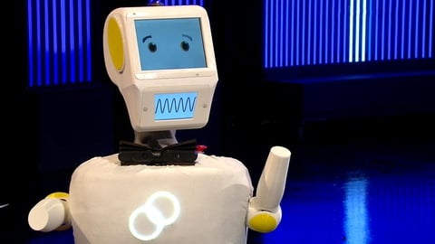 Stevie the Robot | The Ray D'Arcy Show