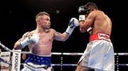 Carl Frampton had to dig deep