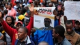 Zimbabwe's ruling party meeting to expel Mugabe