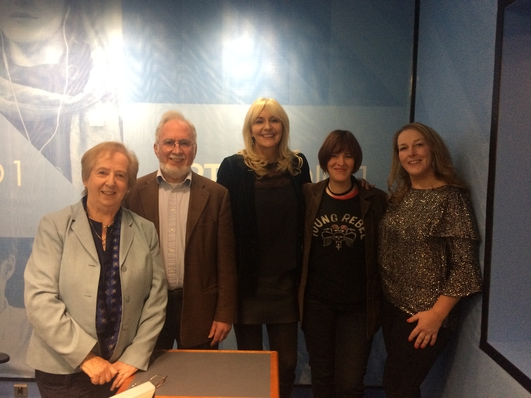 Dr.Una & Art Agnew, Katherine Lynch & Eleanor McEvoy