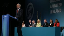 Sinn Féin Ard Fheis | The Week in Politics