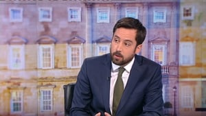 Minister Eoghan Murphy estimates the figures are overstated by between 600 and 900