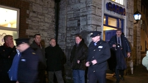 Gardaí walked out of Sligo Garda Station in protest against the work conditions