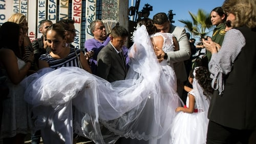Border Wedding Demonstrates Love Has No Borders