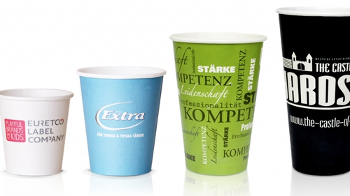 CupPrint says the reCup is 100% recyclable in mainstream paper recycling facilities by using Earthcoating