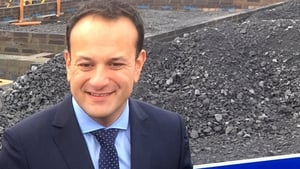Leo Varadkar said the Government anticipates up to 25,000 homes being built next year
