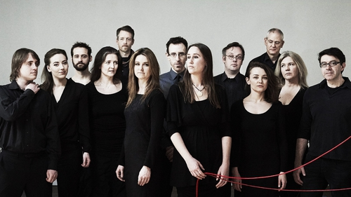 Crash Ensemble kick off this year's New Music Dublin bash with an outdoor performance