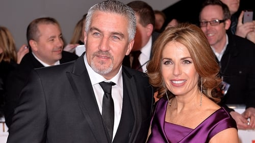 Paul Hollywood announces split from wife Alexandra after 20 years of marriage