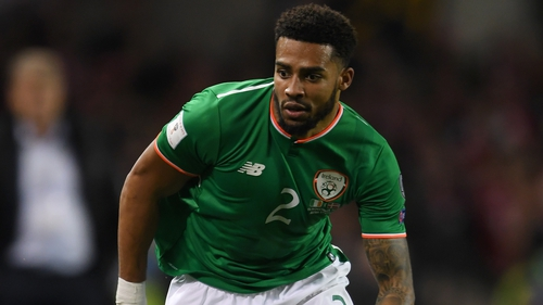 Racist abuse of Cyrus Christie has been referred to the Gardai