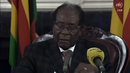 Mr Mugabe failed to resign by a noon deadline yesterday
