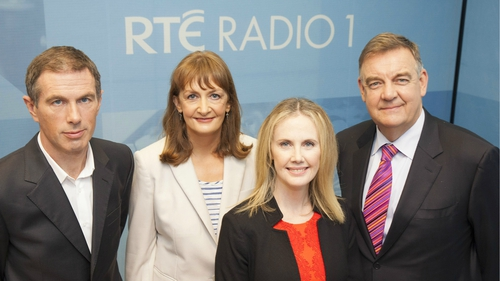 Morning Ireland continues to be the most listened to radio programme in Ireland