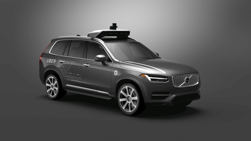 Uber's self-driving unit gets $1 bn investment