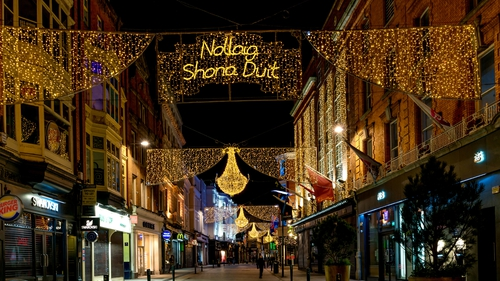 5 Christmas Traditions in Dublin