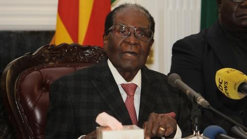 Robert Mugabe has died aged 95