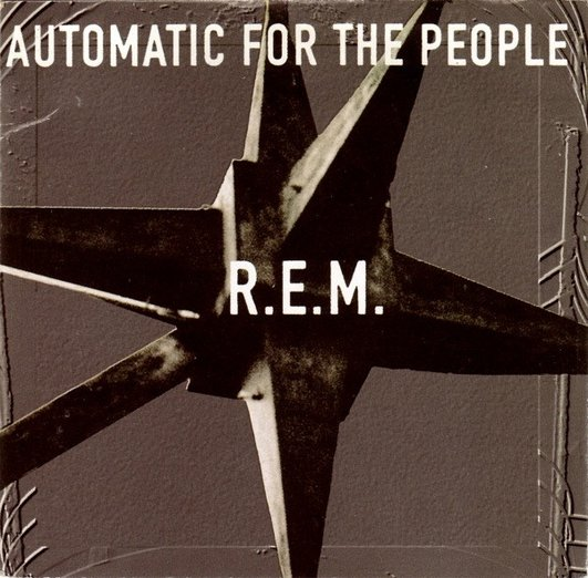 "25th anniversary of ""Automatic For The People"" by REM"