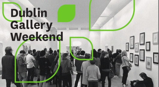 A guide to Dublin Gallery Weekend 2017