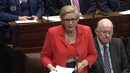 Tánaiste Frances Fitzgerald circulated the email to members of the Dáil this evening