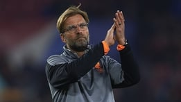 "Klopp - ""We stopped playing football in the 2nd half"" 