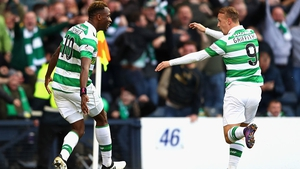Moussa Dembele and Leigh Griffiths have been in sparkling form for Celtic