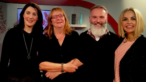 Taragh speaks with Aideen Howard, Director of The Ark, Sheila DeCourcy, Controller of RTÉjr and head of RTÉ Kids TV and daddy blogger Ross Good.