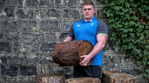 Tadhg Furlong is hoping to make firewood of Argentina