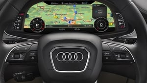 Cubic Telecom, whose in-car wi-fi technology is used by Audi, is among the Irish tech firms to raise money this year