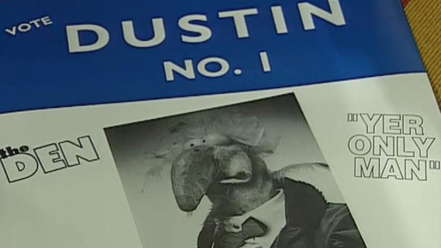 Vote Dustin