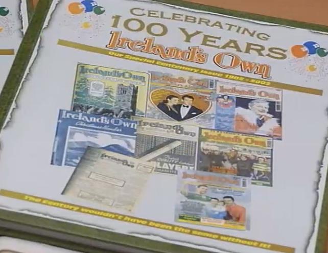 Ireland's Own Celebrates 100 Years