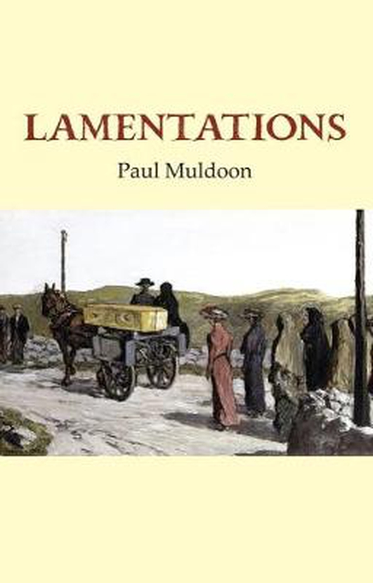 """I Will Run You Through"" by Paul Muldoon"