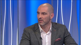Richie Sadlier on the Zlatan/Lukaku question | UEFA Champions League