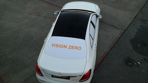 Mercedes vision zero