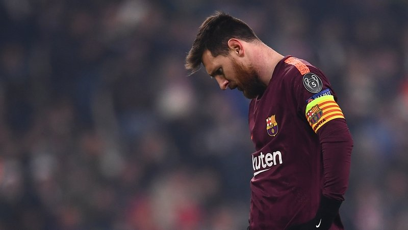 Missing Messi