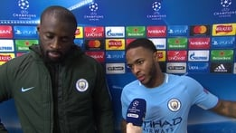Raheem Sterling - City can challenge anyone | UEFA Champions League