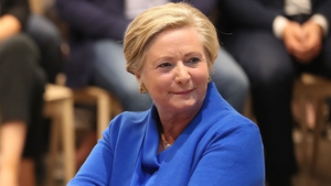 Frances Fitzgerald said she had spoken directly to Sgt Maurice McCabe