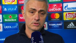 """Mourinho """"We put ourselves in this position"""" 
