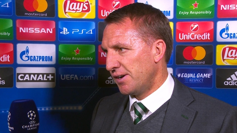 """Rodgers """"We played well at times"""" 