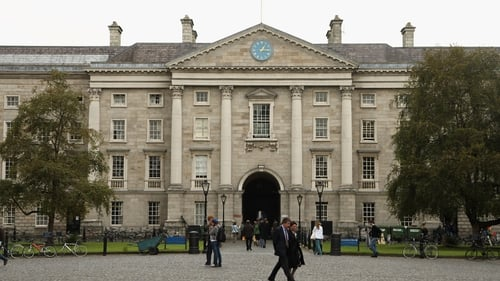 The new building at TCD should be completed by 2022