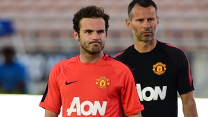 'I'm 29 and hopefully I can play football for some more years,' says Mata.